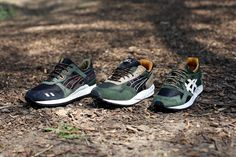 RELEASE REMINDER | ASICS Winter Trail Pack launching at 11pm GMT and 8am GMT http://ift.tt/1fWBDii