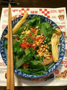 Bun Nem Nuong Cha Gio ❤️ Nem Nuong, Kfc, Breast, Homemade, Recipes, Food, Home Made, Recipies, Essen