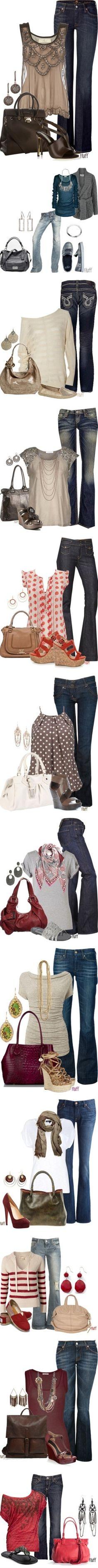 """Jean Sets"" - fashion   PurelyHer"