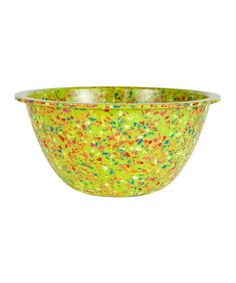 Take a look at this Lemon Confetti Bowl - Set of Six by Zak Designs on #zulily today!