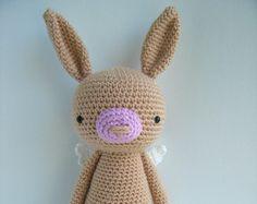 Rabbit Crochet Amigurumi Pattern