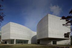 Mimesis Museum / Alvaro Siza + Castanheira & Bastai Arquitectos Associados + Jun Sung Kim