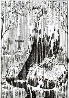 La pluie dans les comics !! Phil and Co: It's raining, man