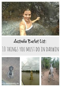 See the real Australia with this guide of the must do in Darwin, NT.  Red Dust Active - Functional. Fun. Stylish - active accessories made for active liefstyles - www.reddustactive.com