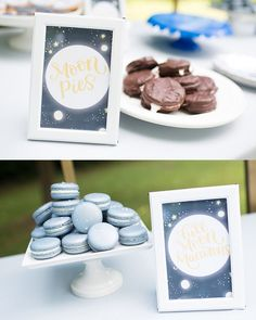 Love you to the Moon and Back Birthday — Pedaller Designs - Love you to the moon and back -Ryan's Baptism - Fun Moon Birthday Party Food Ideas The Effective Pictures We Offer You About space A quality pictu - 2nd Birthday Party Themes, Baby Boy 1st Birthday, Boy Birthday Parties, 16th Birthday, Birthday Ideas, Birthday Desert, Moon Food, Babyshower, First Birthdays