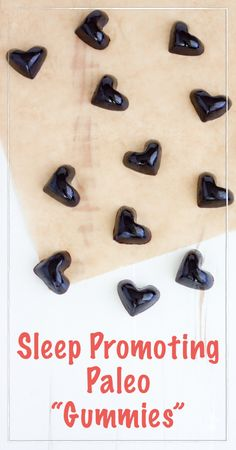 Paleo Gummies for Sleep