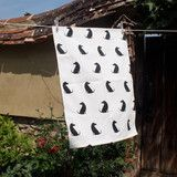 100% cotton tea towel featuring all over Labra..., Price:  £14.00