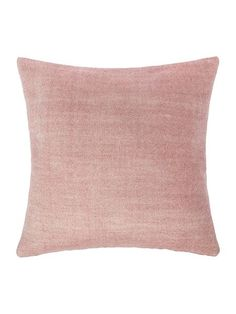 Sienna cushion, blush pink Linea  at House of Fraser £32