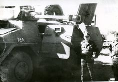 "BMP ""RATEL"" mabatlane of the army of Africa captured by the Cubans on 27 June In the picture – Deputy DHW in Angola, advisers to the chief of staff of the MPLA, Lieutenant-General. Once Were Warriors, Super Images, Brothers In Arms, Defence Force, My Land, African History, Cold War, Military History, Military Vehicles"