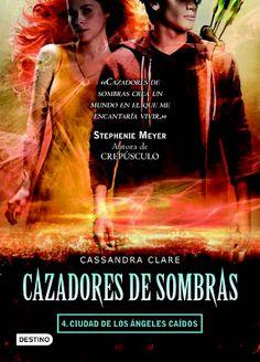 There we go : Cazadores de sombras, ¡saga con película!