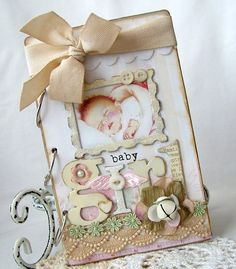 Baby Girl Handmade Mini album