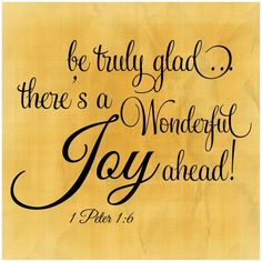 there's a wonderful joy ahead! Scripture Quotes, Bible Scriptures, Faith Quotes, Me Quotes, Healing Scriptures, Heart Quotes, Qoutes, Religion, Praise God