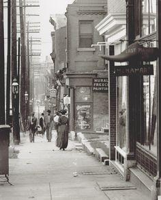 Olive Street St Louis Missouri 1907
