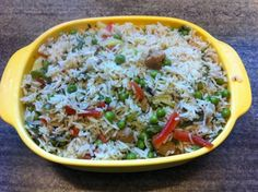 Vegetable   Rice Pulao
