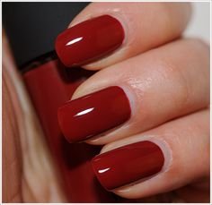 MAC Dangerously Fun Nail Lacquer  Love this color