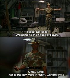 Major payne quotes on isis