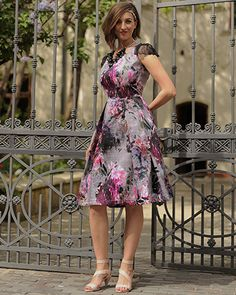 """Rochie de cocktail """"Shakespeare in Love"""" - Colors Of Love Shakespeare In Love, City Vibe, Love Affair, Special Occasion, Satin, Fresh, Boho, Lace, Floral"""