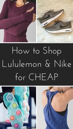 On a budget, but want to look on point? Shop your favorite brands, like Lululemon, Nike, VS Pink, Adidas and more, at up to 70% off retail. As featured on Good Morning America, Cosmopolitan, Refinery 29, and Teen Vogue. Click or tap the image to download the free app today!