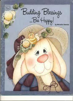 Budding Blessings Bee Happy - giga artes country - Álbuns da web do Picasa