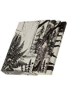 paul morrison notebooks