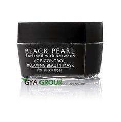 Black Pearl Relaxing Beauty Mask for all skin types by Sea of Spa. 1.7 oz 50 ml. #SeaOfSpa