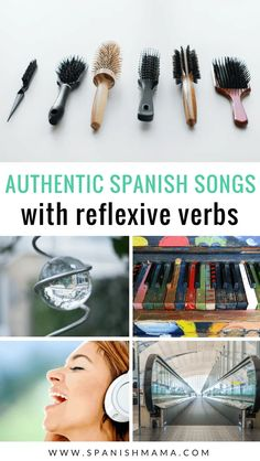 The Best Authentic Spanish Songs with Reflexive Verbs