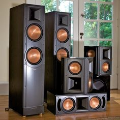 Klipsch RF-62 II Home Theater System - $2100