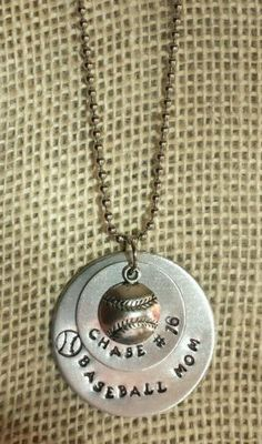 Baseball-Mom-Custom-Hand-Stamped-Pendant-necklace-Petsonalize-With-Name