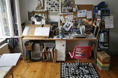 Studio inspiration...{A 'normal' dimension}.