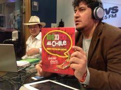 En la entrevista con @JairoyMiyagi en #CharrosvsGangsters sobre #Mexicoalchile