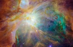 Orion Nebula Space Photo Art Poster Print Posters at AllPosters.com