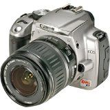 Canon Digital Rebel XT 8MP Digital SLR Camera with EF-S 18-55mm f3.5-5.6 Lens (Silver) (Electronics)By Canon