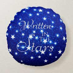 Blue Stargazer Round Pillow Holiday Cards, Christmas Cards, Dorm Pillows, Round Pillow, Stargazer, Christmas Card Holders, Hand Sanitizer, Keep It Cleaner, Joy