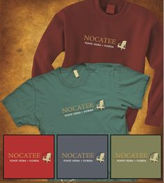 New Nocatee apparel is now at the Publix at Nocatee! More on the Blog.