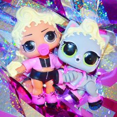 Pink babies #lolsurprise #lolpetswave2 #dolls #toys #lolsurprisedoll