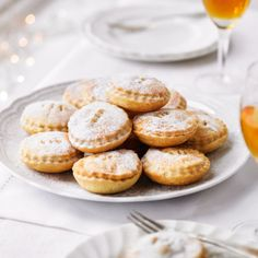 Delia Smith's traditional mince pies