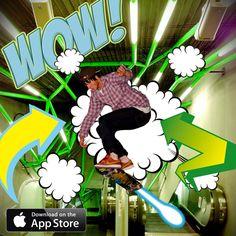 Download Graffica app on App Store now!!  https://itunes.apple.com/app/graffica/id712389119?mt=8