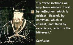 """Famous Confucius Quotes Confucius Quotes  """" Food 4 Thought  """"  Pinterest  Confucius ."""