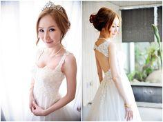 【CH WEDDING 的10套禮服總整理】 @ 小桃の異想世界 :: 痞客邦 PIXNET ::