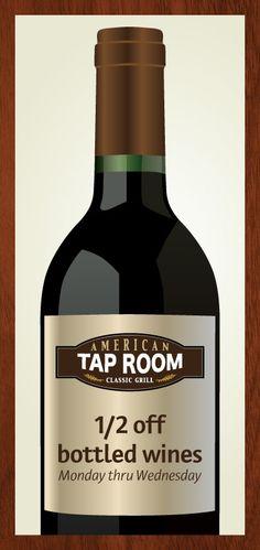 American Tap Room | Bethesda Row |