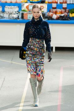 Chanel | Paris | Inverno 2015 RTW