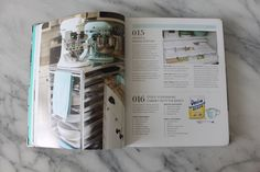 The Complete Book of Home Organization by Toni Hammersley #organized #bakingcart