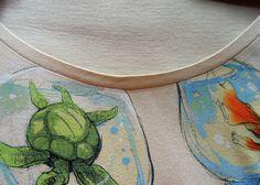 Altering T-Shirt Neckline...