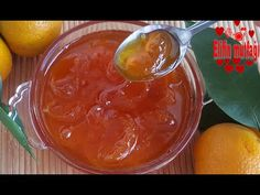 Tangerine jam recipe (tangerine with sliced without shell) - Food: Veggie tables Tangerine Juice, Healthy Eating Tips, Healthy Nutrition, Healthy Recipes, Vegetable Drinks, How To Squeeze Lemons, Tasty, Meals, Gourmet