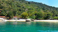 Praias de Paraty - Praia Vermelha (Foto: Cortesia de Claudia Zamora)
