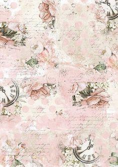 Scrapbook Background, Background Vintage, Paper Background, Decoupage Vintage, Vintage Paper, Vintage Art, Printable Scrapbook Paper, Printable Paper, Vintage Wallpaper