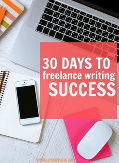 Want to work from home as a paid writer? Here's how to be up and running in only 30 days! via The Work at Home Woman