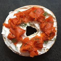 "Carrot ""Lox""   Lisa's Project: Vegan"