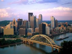 Pittsburgh, Pennsylvania. OH WAIT I LIVE HERE <3  ....well, let's say I need to ride the Duquesne Incline again.
