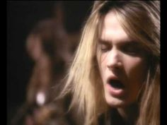 Skid Row - I Remember You (Official Music Video) [HD] woke up to the sound of pouring rain, washed away a dream of you